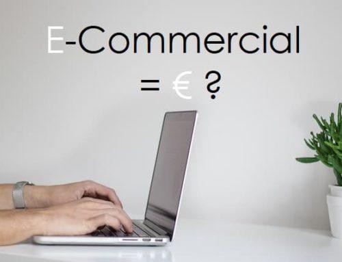 E-commercial : nouveau poste lucratif pour les entreprises ?
