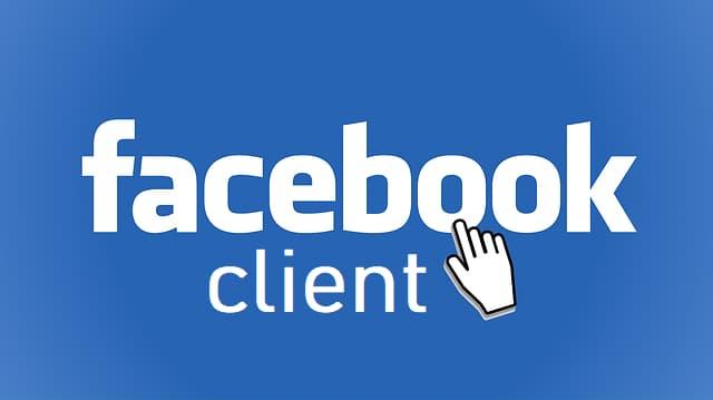 Facebook trouver client
