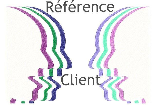 référence client