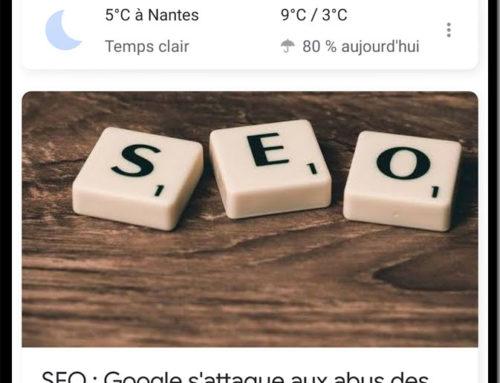 Google Discover : potentiel et impact pour les organisations